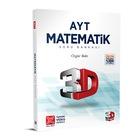 3D Yayınları AYT Matematik Soru Bankası 2020 baskı