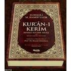 Kur'an-ı Kerim Renkli Kelime Meali ve Muhtasar Tefsiri - Elmalılı