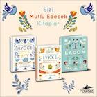 Hygge + Lykke + Lagom Takım Set (3 Kitap)