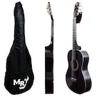 Tam Boy Klasik Öğrenci Gitarı Manuel Raymond MRC275BK