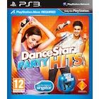 Dancestar party hits move PS3 oyun sıfır dance star