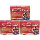 Breathe Right Extra Horlama Önleyici Burun Bandı 3 Kutu 30 Adet