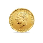 1 Adet Eski Tarihli Ata Lira Cumhuriyet Altın