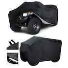 Asya Motor Jaguar 500 ATV Brandası Su Geçirmez-Siyah