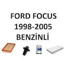 FORD FOCUS YAĞ DEĞİŞİM KİTİ 1.6 BENZİNLİ 1998-2005