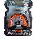Megavox MGX-8GA Bakır Kalitesi Oto Tesisat Kablosu Seti