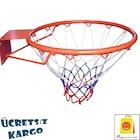 deluxe basketbol çemberi ve basketbol file seti basketbol potası