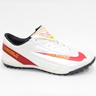 Mchll Beyaz Kırmızı Halı Saha Ayakkabı