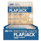 Optimum Protein Bar Oats Flapjack 80 Gr 12 Adet