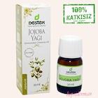 destek saf jojoba yağı aromaterapi bitki yağları
