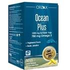 Ocean Plus 1200 mg Omega 3 50 kapsül Balık Yağı