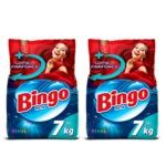 Bingo Matik Toz Çamaşır Deterjanı Çeşitleri 14 Kg - Kargo Bedava