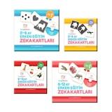 SevgiliBebek 0-12 Ay Tüm Zeka Kartları Seti (2 Kutu + 2 Ek Paket)