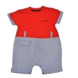 Pierre Cardin Erkek Bebek Kısa Şort Tulum Bebek Kıyafetleri
