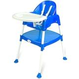 Perilla Çok Amaçlı Pratik Mama Sandalyesi Mavi