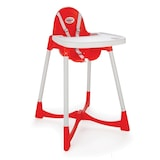 Pilsan Pratik Mama Sandalyesi - Pembe - Mavi - Kırmızı - Minderli