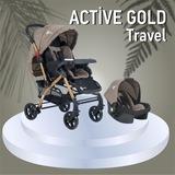 Four baby active gold travel sistem bebek arabası