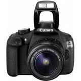 Canon EOS 1200D 18-55mm DC III Dijital SLR Fotoğraf Makinesi