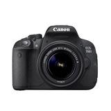 Canon EOS 700D 18-55mm DC Lensli SLR Fotoğraf Makinesi