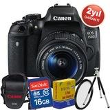 Canon EOS 750d 18-55mm IS STM SLR Fotoğraf Makinesi