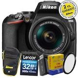 Nikon D3500 AF-P 18-55mm VR (Yeni Nesil) DSLR Fotoğraf Makinesi