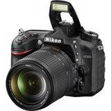 Nikon D7200 18-140mm  VR LENS 16GB Çanta Hediye  ÜCRETSİZ  Kargo