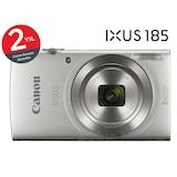 Canon Ixus 185 20mp 8x Zoom HD Fotoğraf Makinesi
