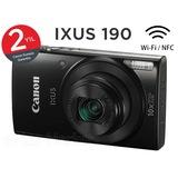 Canon Ixus 190 20mp 10x Zoom Wi-Fi® Fotoğraf Makinesi