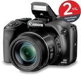 Canon SX530 HS 16.8 MP 50x Zoom  Wi-Fi® Fotoğraf Makinesi