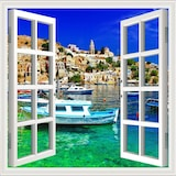 Pencereden Yunanistan