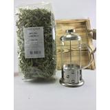 Fez Gıda Melisa Limonlu Bitki Çayı 100 G + French Press 350 ML