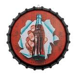 Coca Cola Retro Duvar Süsü Metal Tabela Yeni Nesil Dekorasyon