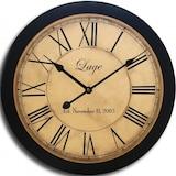 Clock Mango Retro Duvar Saati 50 cm.