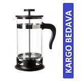 Ikea Upphetta French Press 1 lt - Kahve Presi - KARGO BEDAVA