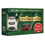 Jacobs Monarch Aroma Filtre Kahve 500gr x 2 Adet (French Press H