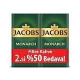 Jacobs Monarch Filtre Kahve 2.si %50 Bedava 2 x 500 G