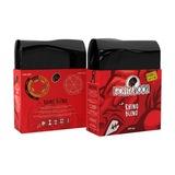 Koffieboon Rhino Blend Double Caffeine Filtre Kahve 4 x 250 G