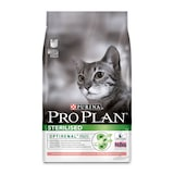 Pro Plan Sterilised Kısırlaştırılmış Somonlu Kedi Mama 10Kg 09/21