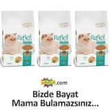 Reflex Kısırlaştırılmış Balıklı Kısır Kedi Maması 1,5 Kg * 3 ADET