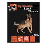 *ToptanMama Kuzu Etli Köpek Maması 15kg EN UCUZ Kuzulu Köpek Mama