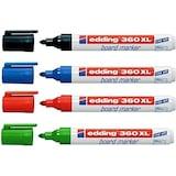 Edding 360 XL Beyaz Yazı Tahtası Kalemi 10lu Paket