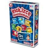 İngilizce Öğreniyorum Eğitici Kutu Oyunu İngilizce Ögrenme Seti