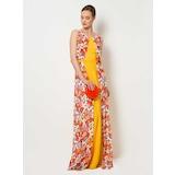 ROMAN Çiçekli Uzun Elbise