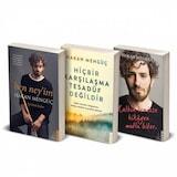 Hakan Mengüç 3 Kitaplık Set