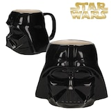 Star Wars Darth Vader Head 3D Ceramic Mug Kupa Bardak