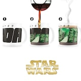 Star Wars: Yoda Heat Changing Mug Kupa Bardak