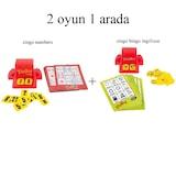 Zingo ! Bingo İngilizce Kelime Öğrenme + zingo numbers sayılar