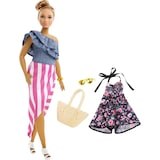 Barbie Fashionista Bebek ve Kıyafetleri - FJF67-FRY82