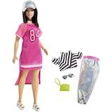 Barbie Fashionista Bebek ve Kıyafetleri - FJF67-FRY81