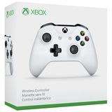 Microsoft Xbox One S Wireless Controller Beyaz ARAL Bandrol